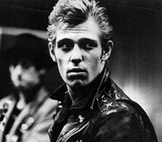 """""""To inspire people, even just for one second, is worth something."""" Paul Simonon - The Clash"""
