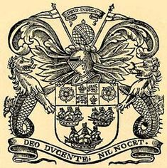 First Arms of the East India Company image