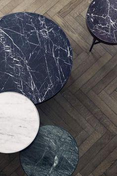 Noir, blanc ou vert : le marbre est partout !