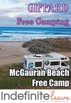 One of the best free camping spots in Australia is McGauran Beach at Giffard. Absolutely right alongside a secluded beach, this free camp is a real hidden little gem. Check out all of our 22 Best Free Camps in Australia here> Travel Oz, Travel Tips, Camping Spots, Camping Ideas, Australia Trip, Secluded Beach, Campsite, Camper Van, Van Life