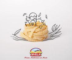 E' sempre più #primavera!   Vivila al meglio con i prodotti #Divella.
