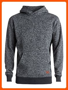 e86bfb3539271 Quiksilver Men s Keller Hooded Sweatshirt