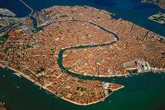 Venezia by Yann Arthus Bertrand