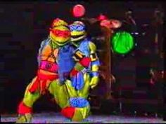 TMNT Coming Out of Their Shells: LIVE (Part 4)