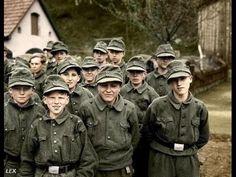 Hitlerjugend Interview Die letzte Deutsche Wochenschau 22.03.1945