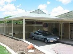 We can provide you a complete range of outdoor solutions including concrete paths, landscaping, and carports in Melbourne.