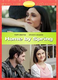 Home by Spring (2018) DVD