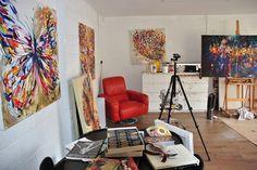 Inside The Studio: Victoria Horkan