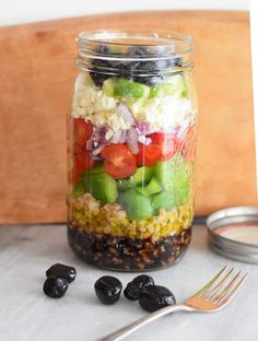 Healthy Mason Jar Salad Recipes is Among the Beloved Salad Recipes Of Numerous People Round the World. Besides Easy to Create and Great Taste, This Healthy Mason Jar Salad Recipes Also Health Indeed. Juice Recipes For Kids, Healthy Juice Recipes, Juicer Recipes, Healthy Juices, Jar Recipes, Detox Juices, Detox Drinks, Eat Healthy, Veggie Recipes