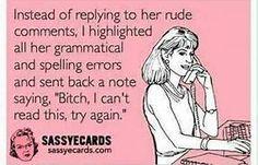 Verbal wars