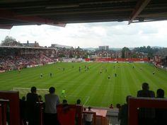 St James Park - Exeter City