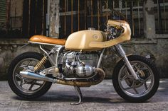 Jerikan BMW R80 Cafe Racer ~ Return of the Cafe Racers