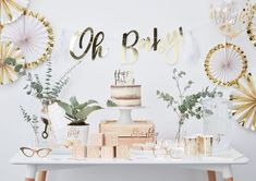 Oh Baby Baby Shower Decoración Idea #