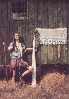 TatiTati Style ✤   Gypsy