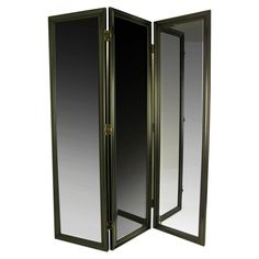 I pinned this Welles Dressing Room Divider in Black from the Perfect Fit event at Joss and Main!