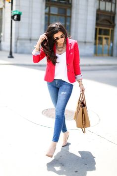 AG+ripped+skinny+jeans+review+women%2C+best+skinny+designer+jeans%2C+christian+louboutin+so+kate+nude%2C+red+blazer%2C+jcrew+schoolboy+blazer%2C+prada+tote+cuir%2C+fall+ootd+pinterest+2015%2C+fall+outfit+ideas+pinterest+2015-9.jpg (1066×1600)