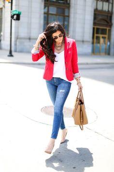 AG+ripped+skinny+jeans+review+women%2C+best+skinny+designer+jeans%2C+christian+louboutin+so+kate+nude%2C+red+blazer%2C+jcrew+schoolboy+blazer%2C+prada+tote+cuir%2C+fall+ootd+pinterest+2015%2C+fall+outfit+ideas+pinterest+2015-9.jpg (1066×1600)