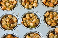 If you're sick of the same old Thanksgiving stuffing recipe year after year, why not try mixing it up this time? Check out 3 creative and fun stuffing recipes we found that are sure to impress your dinner guests. Stuffing in a Bundt Pan The best part about...