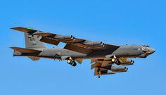 https://flic.kr/p/Jr7WLi | Boeing B-52H Stratofortress 60-0002 2nd Bomb Wing | Barksdale Air Force Base Louisiana, USA   Red Flag 16-3 Las Vegas - Nellis AFB (LSV / KLSV) TDelCoro July 19, 2016