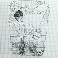 La revista Bruce Lee