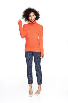 Icon stitchy turtleneck #GapLove