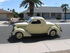 Ford : Other Coupe 1936 Ford 3 Window Coupe - http://www.legendaryfind.com/carsforsale/ford-other-coupe-1936-ford-3-window-coupe/