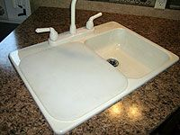 Custom Handrails, Boat Hatches, Custom Sink Covers, Boat Platform Inserts and More - PlasTEAK Inc. Sink Cover, Kitchen Storage, Boating, House Ideas, Platform, Plastic, Dining, Fit, Products