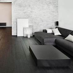 Sherwood Oak Black Laminate Floor