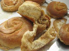 TASTEMIXER: Ταχινόπιτες, για τη νηστεία Apple Pie, Deserts, Food And Drink, Sweets, Cookies, Eat, Recipes, Food, Crack Crackers
