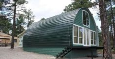 Houston Company Designs Roomy Tiny Houses for Only $5,000!