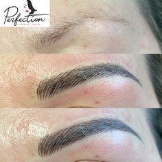 Read information on makeup & hair Eyebrow Makeup Tips, Permanent Makeup Eyebrows, Perfect Eyes, Perfect Eyebrows, Eyebrows Goals, Eyebrow Design, Dark Eyeshadow, How To Apply Concealer, Best Eyebrow Products