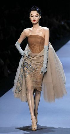 Very wearable .... From Christian Dior's Spring/Summer 2011 Couture Collection (before John Galliano's meltdown.)