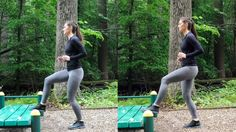 5 Equipment-Free Outdoor Cardio Moves You Can Do Anywhere