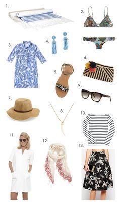 Fashion Friday: Summer Favorites