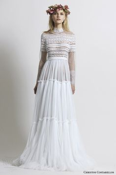 Christos Costarellos 2014 Wedding Dresses | Wedding Inspirasi