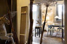 Binnenkijken bij VRIENDEN met design meubels