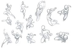 Mastersofanatomy action poses by mastersofanatomy art poses, gesture dr Action Pose Reference, Anime Poses Reference, Figure Sketching, Figure Drawing Reference, Anatomy Reference, Sketch Poses, Drawing Poses, Gesture Drawing, Anatomy Poses