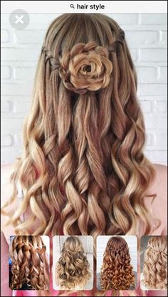 of the most inspiring long prom hairstyles 2019 to fuel your imagination page 34 is part of Prom Hair Half Up Curls Braids Blondehairstyleswithbangs - of the most inspiring long prom hairstyles 2019 to fuel your imagination page 34 Related Grad Hairstyles, Dance Hairstyles, Trending Hairstyles, Summer Hairstyles, Pretty Hairstyles, Braided Hairstyles, Amazing Hairstyles, Hairstyles For Long Hair Prom, Hairstyle Ideas