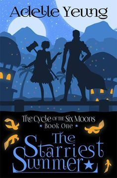 The Magical World of Adelle Yeung's Cycle of the Six Moons