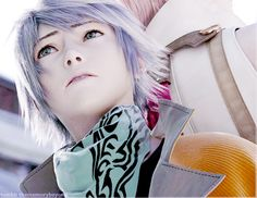 Hope and Lightning (Final Fantasy XIII)