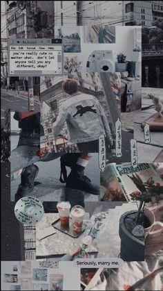 41 ideas taehyung aesthetic wallpaper for phone for 2019 - Photography, Landscape photography, Photography tips Gray Aesthetic, Black Aesthetic Wallpaper, Aesthetic Collage, Aesthetic Backgrounds, Aesthetic Iphone Wallpaper, Aesthetic Wallpapers, Aesthetic Painting, Wallpaper Pastel, Vintage Wallpaper