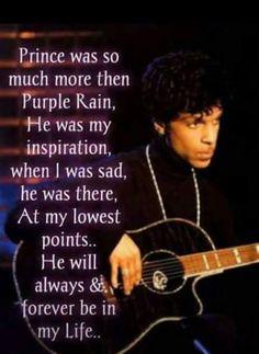 Well said ■ I wish U HEAVEN ■ Prince