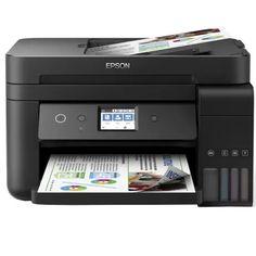 Multifuncional Epson EcoTank L6191 Jato de Tinta Wireless Bivolt - Magazine Compumais Ink Tank Printer, Printer Driver, Laser Printer, Inkjet Printer, Epson Ecotank, Truck Detailing, Cartridge Refilling, Digital Marketing Strategy, Jets