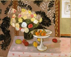 Henri Matisse (French, 1869–1954) Still Life: Bouquet and Compotier, 1924, oil on canvas, 291/4 × 361/2 in. Dallas Museum of Art, The Eugene and Margaret McDermott Art Fund, Inc., in honor of Dr. Bryan Williams, 2002.19.McD © 2014 Succession H. Matisse / Artists Rights Society (ARS), New York.