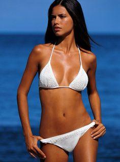 I want to rock a white bikini for our proper honeymoon