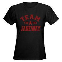Star Trek Fan Women's Dark T-Shirt