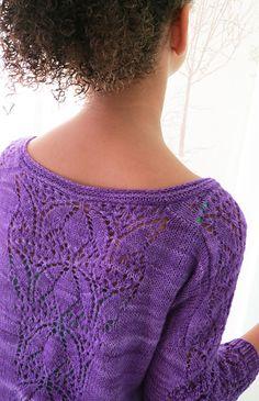 Stiorra pullover : Knitty.com - Spring+Summer 2016
