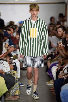 Sunnei Spring 2018 Menswear Collection Photos - Vogue