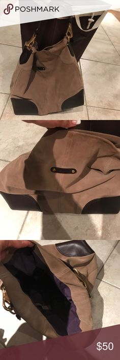 Cole Haan hobo Purse!! Cleaning out my closet!! Some signs of love. Cole Haan Bags Hobos