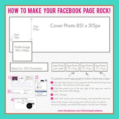 Businesses must have a streamlined image online, including Facebook. Follow these tips to make your page a #SmashingSuccess #FacebookFinds